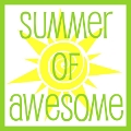Small Summer of Awesome Logo