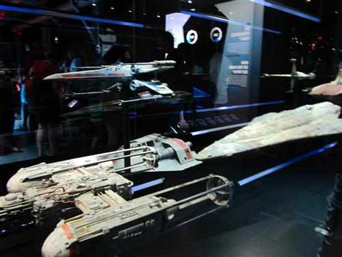 Various Ship Models