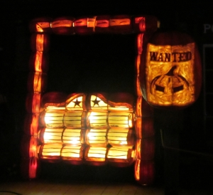 Saloon at Pumpkinferno
