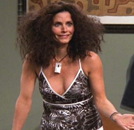 My Hair After Two Hours Poolside