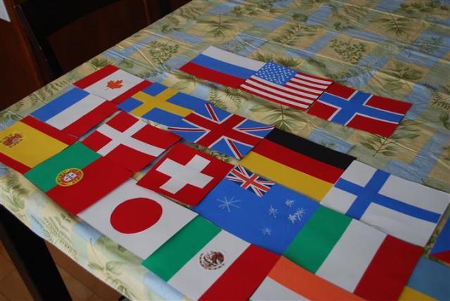 Paper Flag Craft