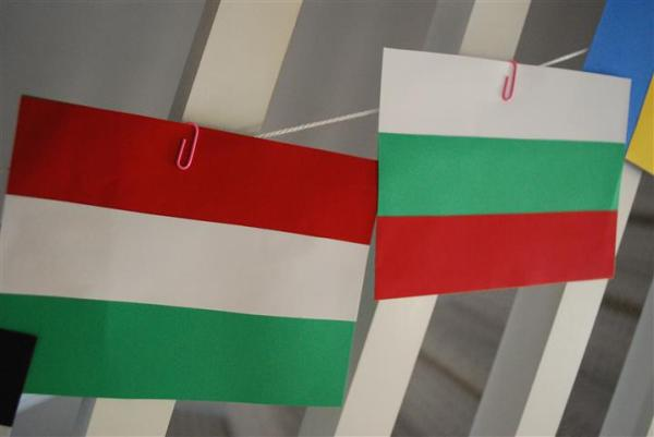 Hungary versus Bulgaria