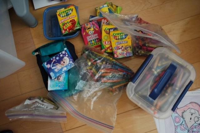crayons (Small)